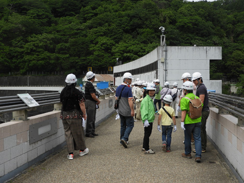 天ヶ瀬ダム2