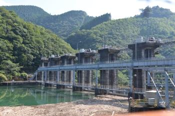 大内原ダム