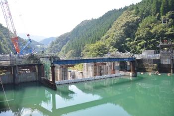 山須原ダム
