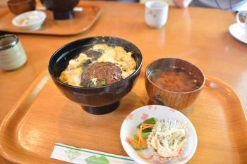 どんこ亭のシイタケ料理